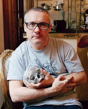 Демиэн Херст - британский художник эпохи актуального искусства, topnews.ru