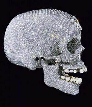 Бриллиантовый череп оценивается в $100 млн.,topnews.ru