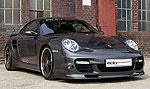 Компания Edo Competition взялась за новый Porsche 911 Turbo